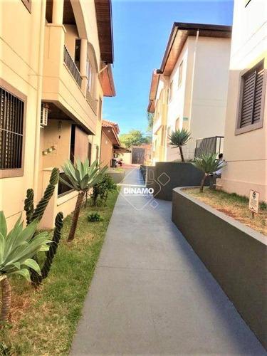 Apartamento Com 3 Dormitórios À Venda, 78 M² - Parque Dos Lagos - Ribeirão Preto/sp - Ap3423