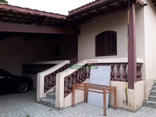 Imagem 1 de 10 de Casa Com 3 Dormitórios À Venda, 160 M² Por R$ 403.000 - Nova Guará - Guaratinguetá/sp - Ca3748