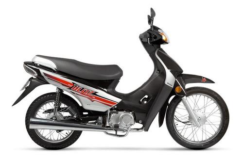 Imagen 1 de 15 de Motomel Blitz 110 Automatico Patentada 18cta$9.220 O $125750