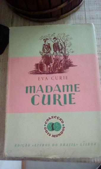Livro Madame Curie