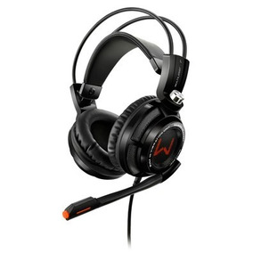 Headset Gamer Usb 7.1 Arco Preto - Multilaser Ph144