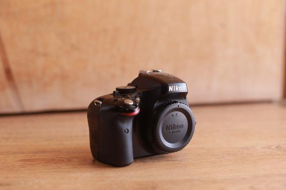 Camera Nikon D5100 Dslr Corpo