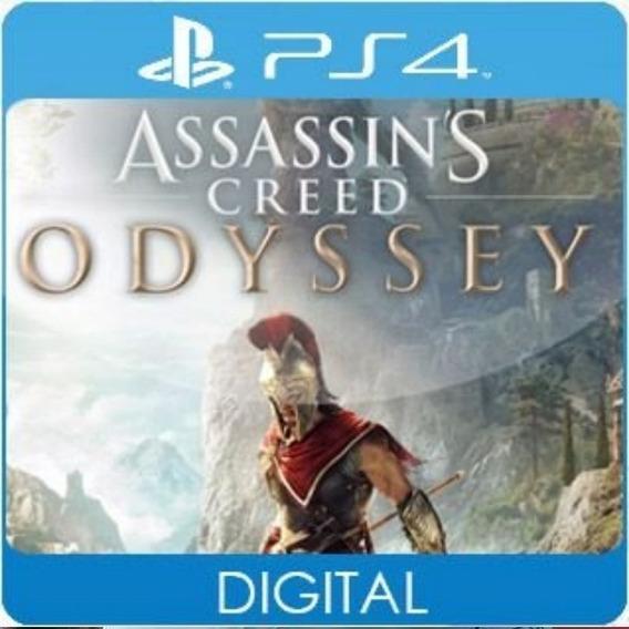 Assassins Creed Odyssey / Play 4 / 1 / Envio Hoje
