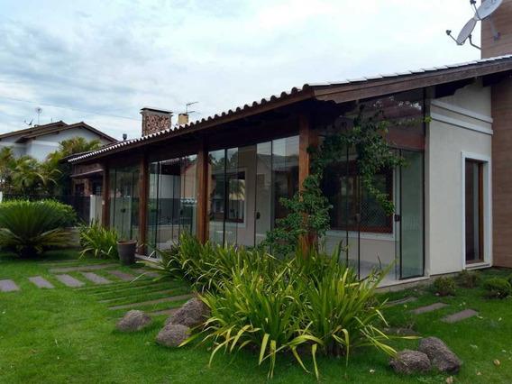 Casa Condomínio Em Jardim Itapema Com 3 Dormitórios - Rg4734