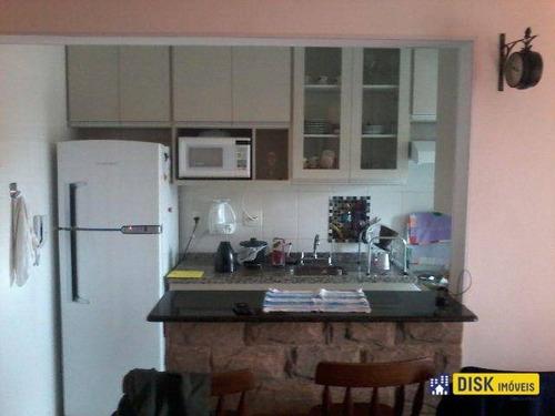 Apartamento Com 2 Dormitórios À Venda, 54 M² Por R$ 360.000,00 - Assunção - São Bernardo Do Campo/sp - Ap0430
