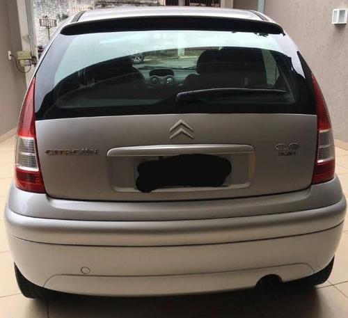 Imagem 1 de 7 de Citroën C3 2012 1.4 8v Glx Flex 5p