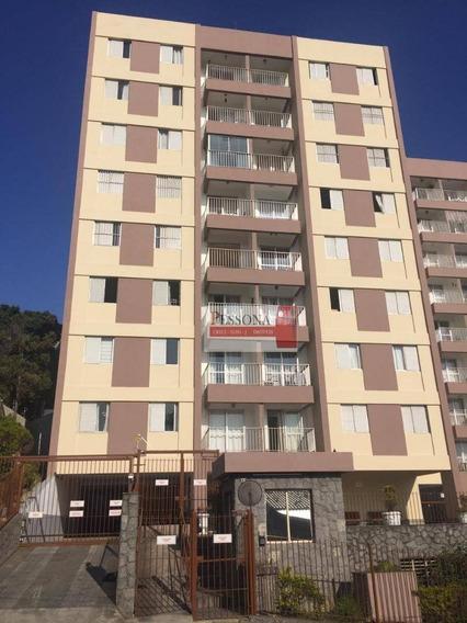 Apartamento Com 2 Dormitórios À Venda, 50 M² Por R$ 260.000 - Vila Pierina - São Paulo/sp - Ap0077