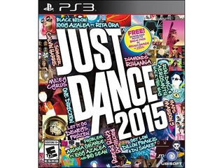 Just Dance 2015 Ps3 Nuevo Envio Gratis
