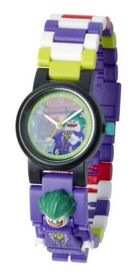 Reloj Infantil Lego Jocker 8020851 Lego & Bulbbotz Oficial