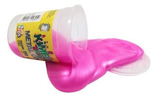 Art Kids Slime Masa De Colores Metalizados Acrilex Kimeleka