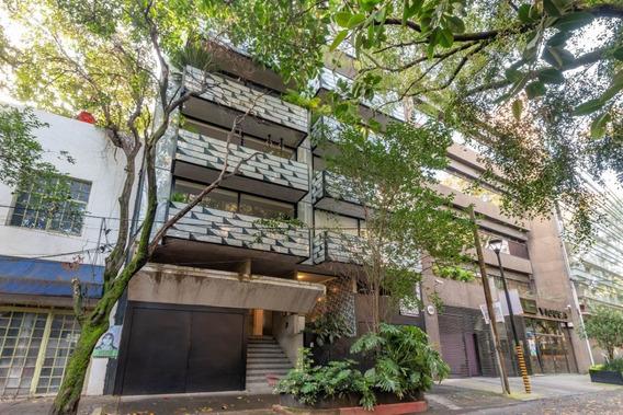 Penthouse Seminuevo En Venta En Calle Amsterdam, Col Condesa