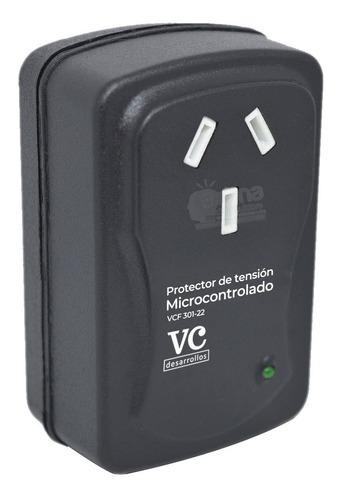 Protector Tensión Heladera Lcd Dvd Casas Computadora 1500w