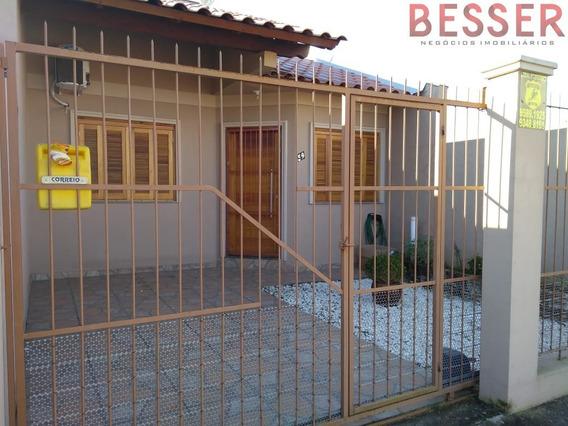 Excelente Casa De 2 Dormitorios Em Sapucaia Do Sul - V-890