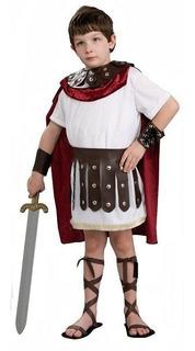 Fantasia Soldado Romano Infantil - Ange