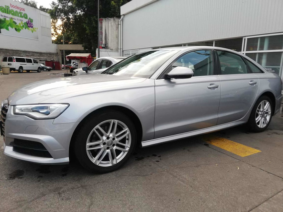 Audi A6 1.8 Tfsi Luxury 190hp At 2018