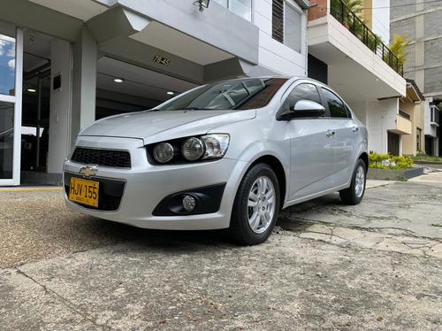 Chevrolet Sonic 2014 1.6 Lt 4 P