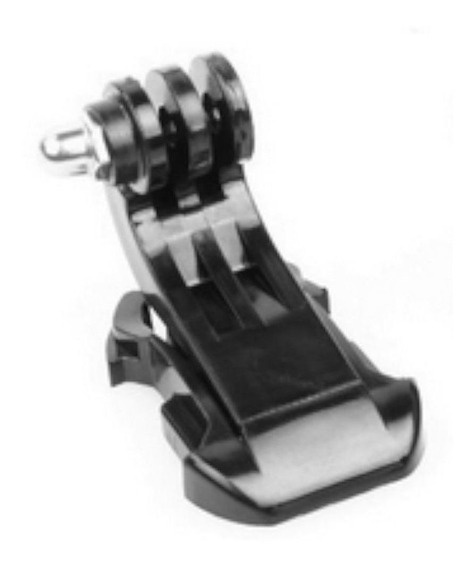 Canalgopro Acessorios - Adaptador Buckle J Para Gopro 12345