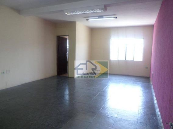 Sala Para Alugar, 35 M² Por R$ 700/mês - Centro - Suzano/sp - Sa0056