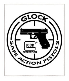 Adesivo Glock Perfection Adesivo Externo