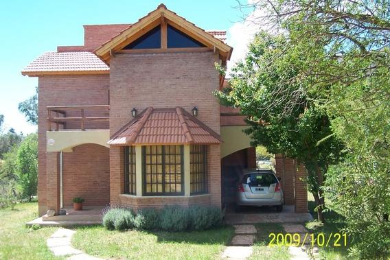 Hermosa Casa Ubicada En Rincón Del Este - Merlo San Luis
