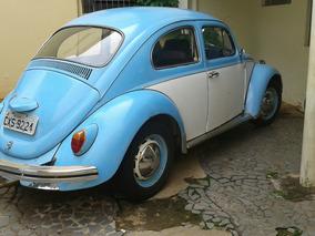 Volkswagen Fusquinha 1973