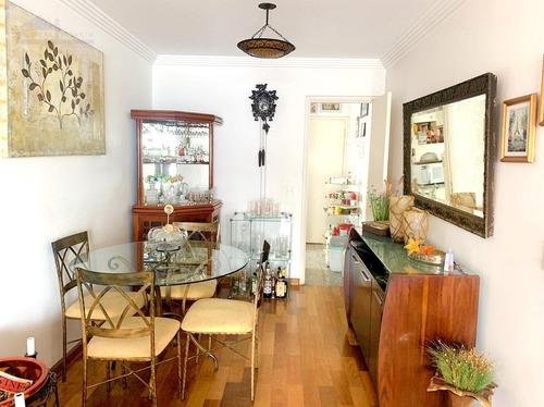 Imagem 1 de 14 de Apartamento Para Venda, 3 Dormitórios, Vila Clementino - São Paulo - 8105