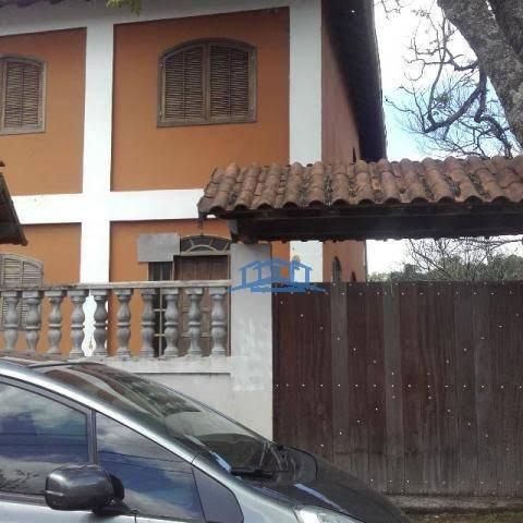 Casa Com 3 Dormitórios - Quitandinha - Petrópolis/rj - Ca0015