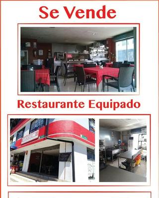 Venda De Restaurante Por Motivo De Viaje!óptima Oportunidad!