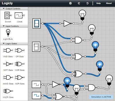 Logicli Software Circuitos Lógicos De Simulação