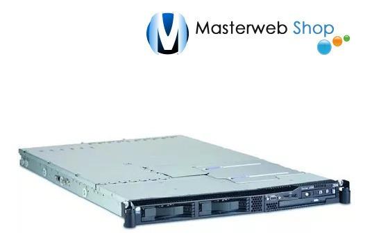 Servidor Ibm X3550 - 1x Quad 5405 - 300gb De Hd