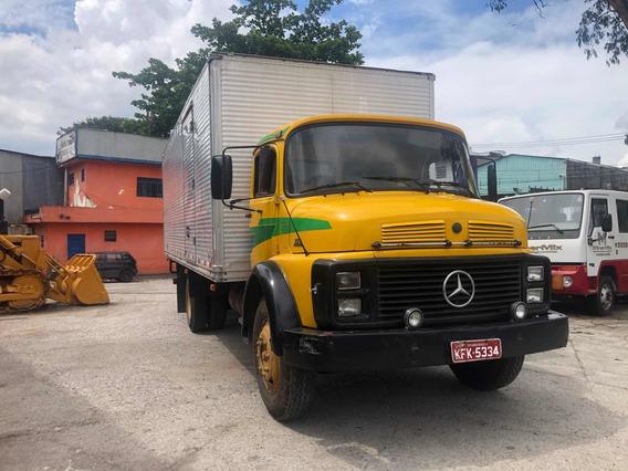 Mercedes-benz 1113 1975 Dh E Freio A Ar