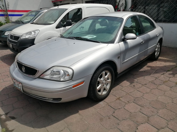 Ford Sable Ls, Aut, 2002, Lujo