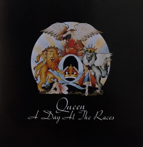 Queen - A Day Ata The Races 2cds Nuevo. Lee Políticas Antes
