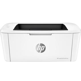 Impressora Hp Laserjet Pro M15w Com Wi-fi 220v - Lançamento