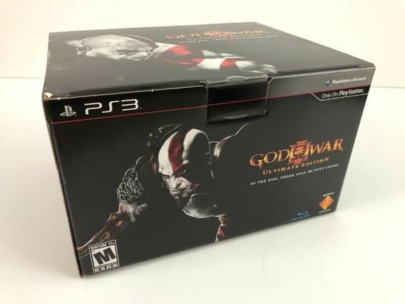 God Of War 3 Edição De Colecionador - Lacrado - Ps3