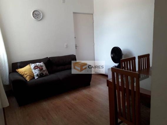Apartamento Com 2 Dormitórios À Venda, 43 M² Por R$ 178.000 - Parque Das Colinas - Valinhos/sp - Ap5551