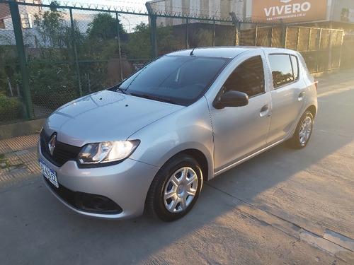 Renault Sandero 1.6 Expression 2019 Gnc