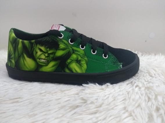 Tênis Soft Hulk Preto Mm0172