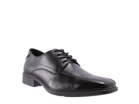 Zapato Hush Puppies Cuero Merchant Ii Negro