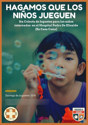 Imagen 1 de 2 de Bono Contribución Día Del Niño