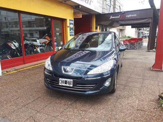 Peugeot 408 2.0 Allure 143cv 2013