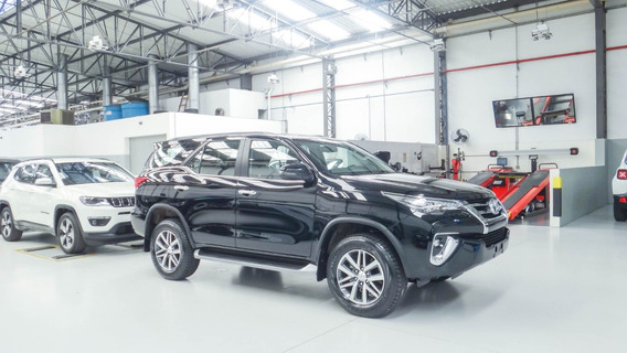 Toyota Sw4 2.8 Tdi Srx 7l 4x4 2019 - Blindado