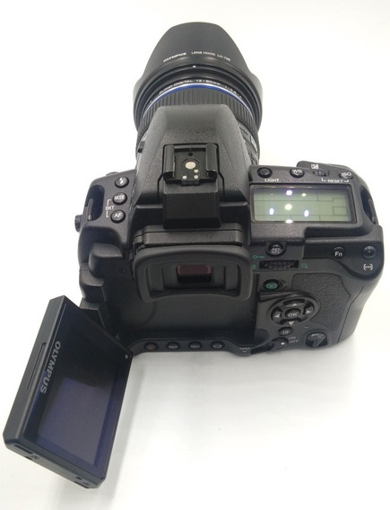 Câmera Olympus E3 Corpo Excelente Estado