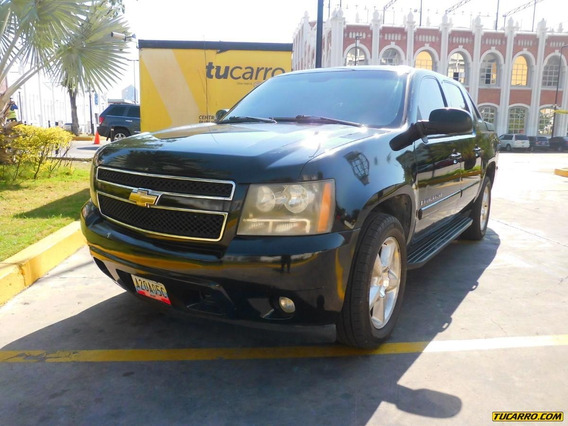 Chevrolet Avalanche Full Equipo