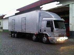 Ford Cargo 2428 Baú Seco 2012