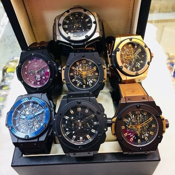 Relógio Masculino De Luxo . Automático