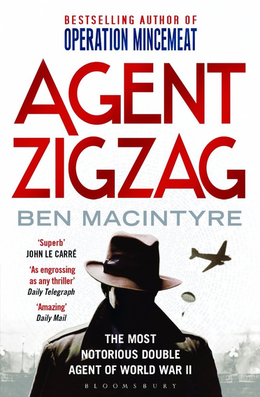 Livro Agent Zigzag: The True Wartime Story Of Eddie...ii