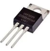 Kit 20 Transistor Irf3205 * Irf 3205 - Original