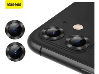 Película Lente Traseira iPhone 11 Alloy Ring Baseus