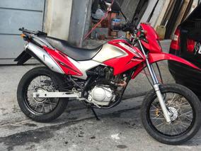 Honda Nxr Bros 150 Mont